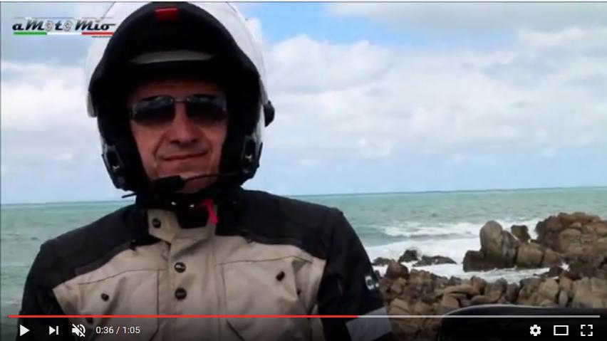 Occhiali Emblema - Pensati per la moto - New Zealand Test