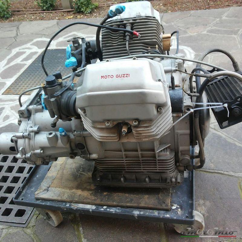 Motore MotoGuzzi V11