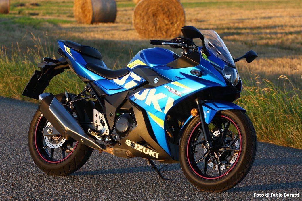 Suzuki GSX-R250 test aMotoMio