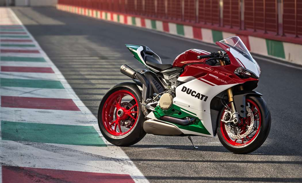 Ducati Panigale 1299 Final Edition