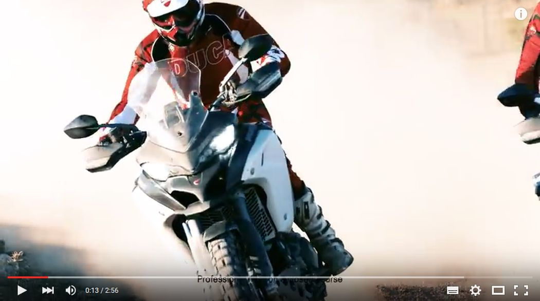 The wild side of Ducati: episodio 3