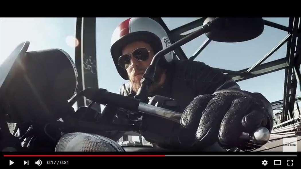 Moto Guzzi V7 III RACER, Sport heritage appeal