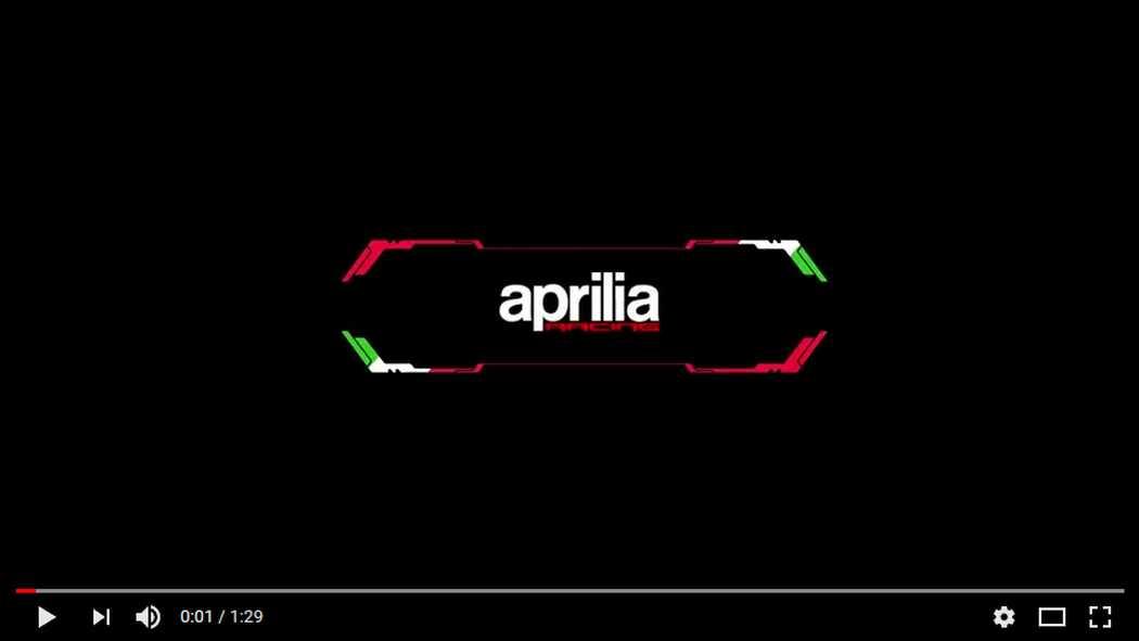 2018 Aprilia Racing Team