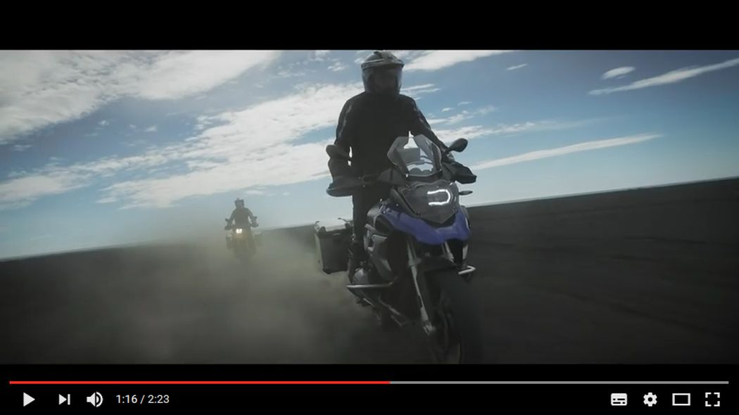 #spiritofGS - Iceland Adventure with the 2017 BMW R 1200 GS
