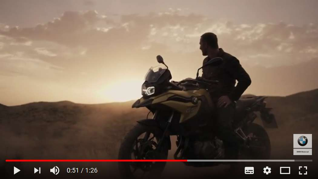 BMW Motorrad: Chasing excitement with the new F 750 GS