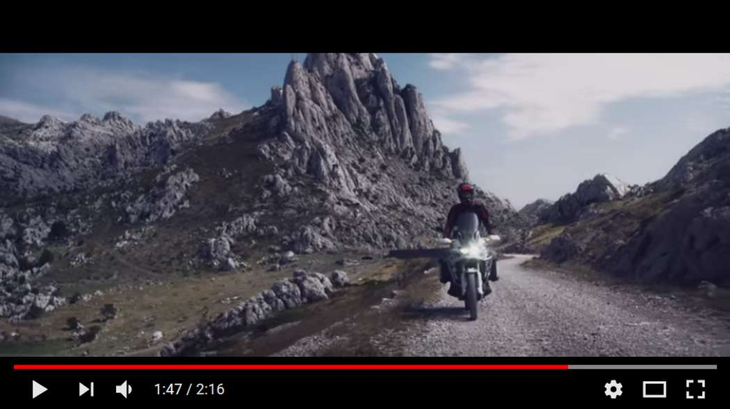 Africa Twin - We Take The Road Less Travelled