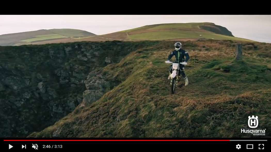 Husqvarna Motorcycles -  Limitless Enduro