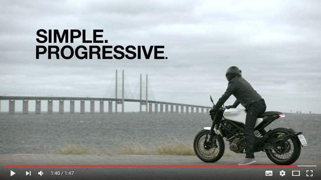 Husqvarna Motorcycles VITPILEN 401