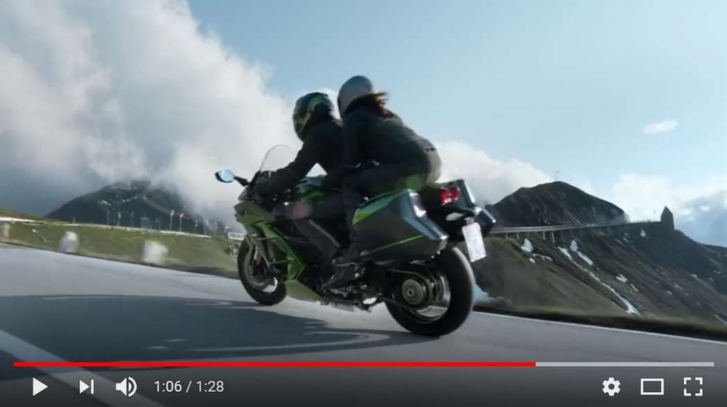 Kawasaki Ninja H2 SX - Supercharge Your Journey