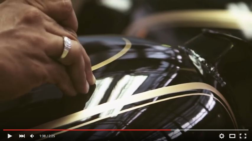 Royal Enfield: Handcrafted In Chennai