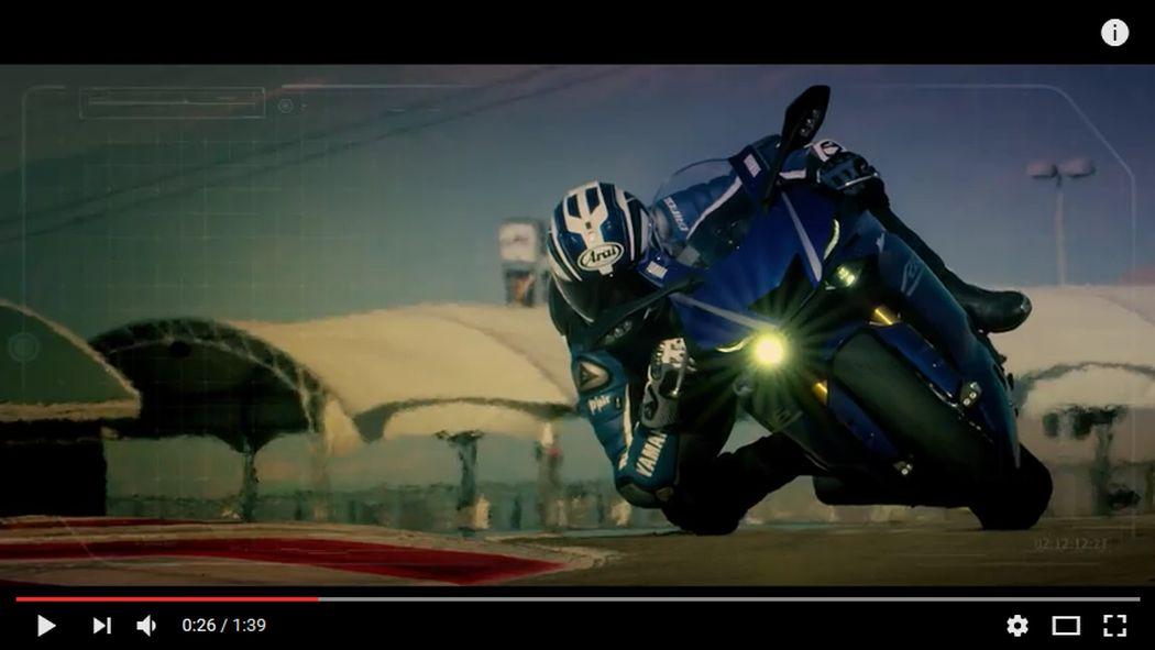 Nuova Yamaha YZF-R6 2017