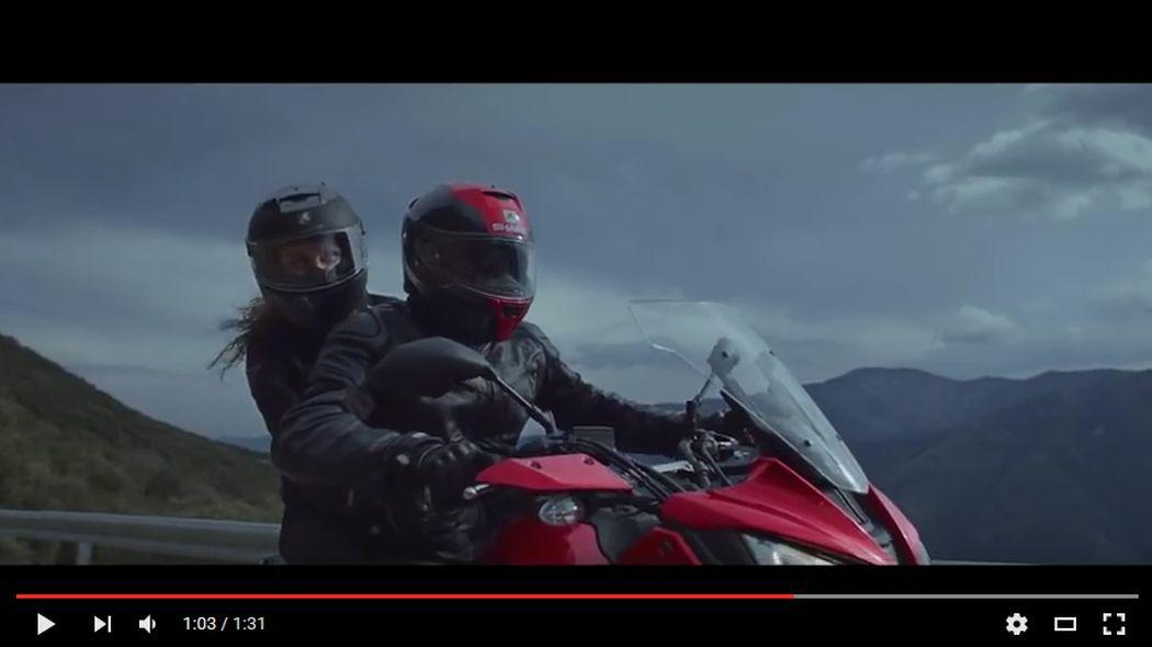 VIDEO: nuova Yamaha Tracer 700