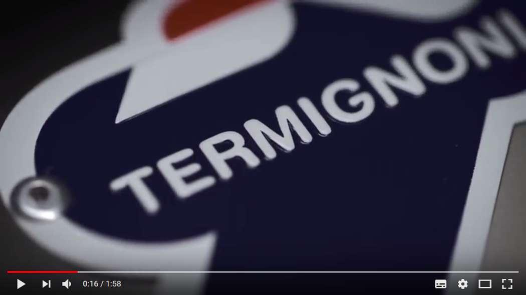 Termignoni Exhaust System - The Italian Sound