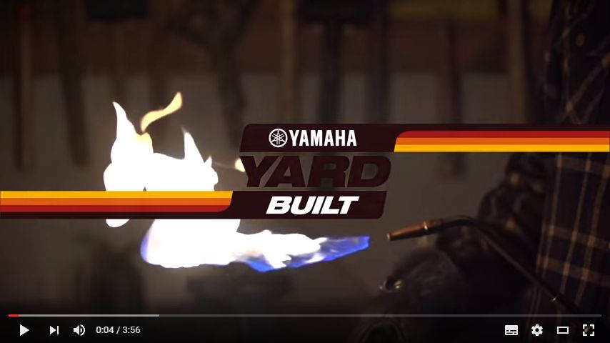 Video: Yamaha Yard Built XSR 700 By Bunker Custom Motorcycles