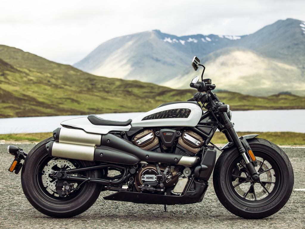 Harley davidson Sportster S 2021 - il futuro è qui!!!