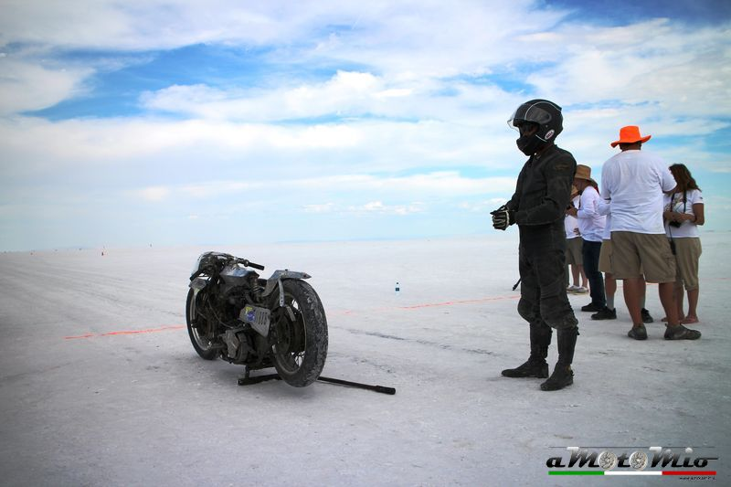 Bonneville Speed weeek