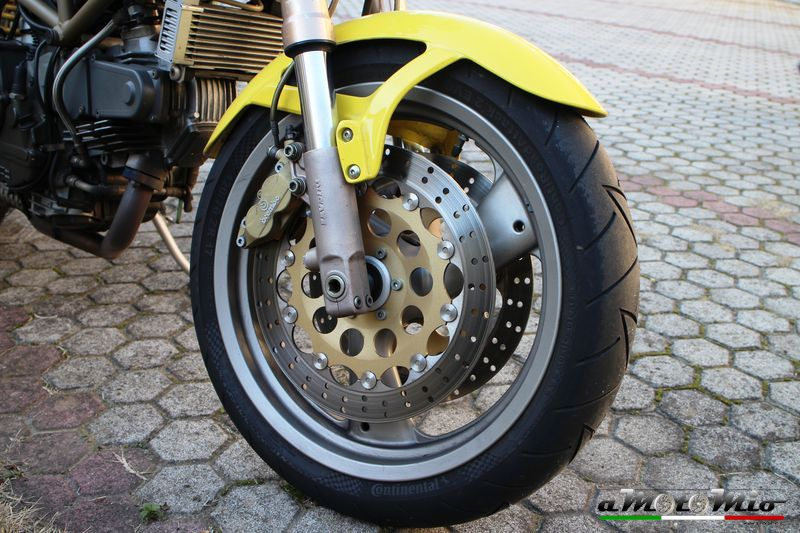 Ducati Monster 900 1998 Provata Da Amotomio