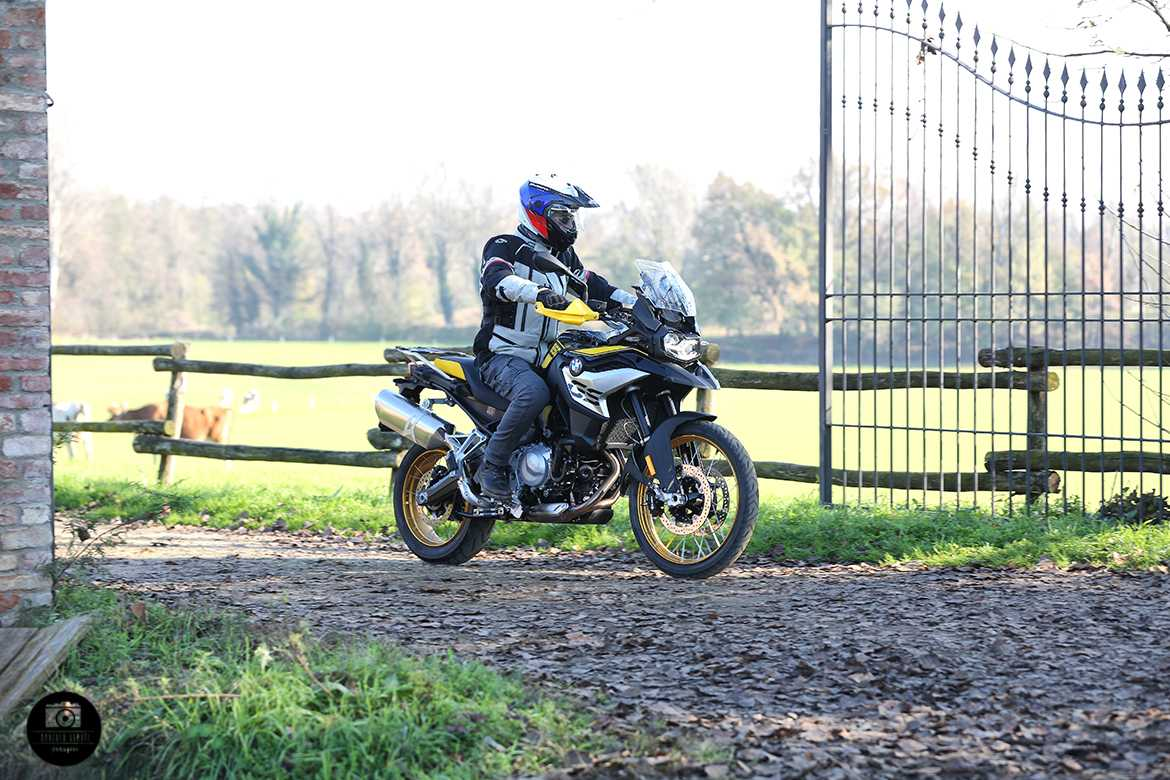 "BMW F850GS ""Edition 40 Years GS"""