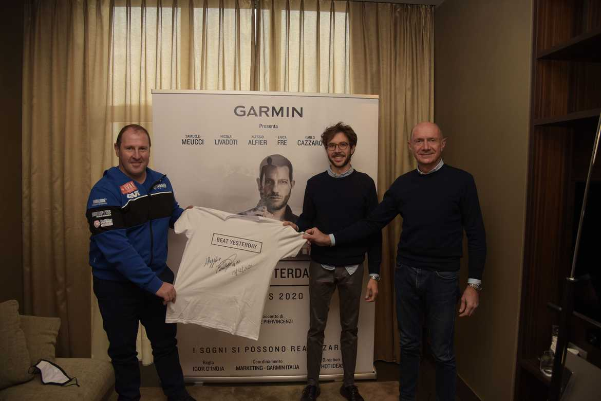 GARMIN BEAT YESTERDAY AWARDS 2020
