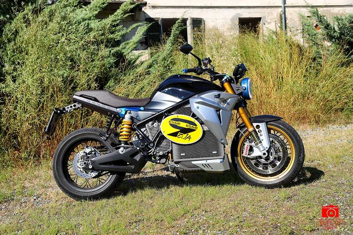 Energica SS9