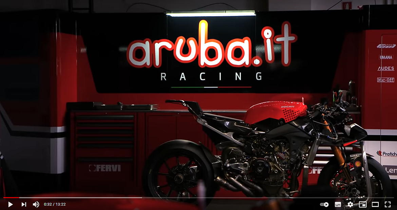 Aruba.it Racing Ducati: 2021 WorldSBK season Team Launch