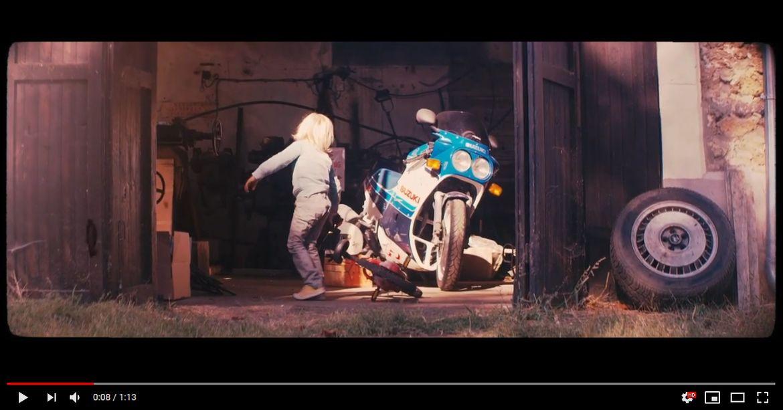 Suzuki GSX.R1000: il sogno inizia da lontano