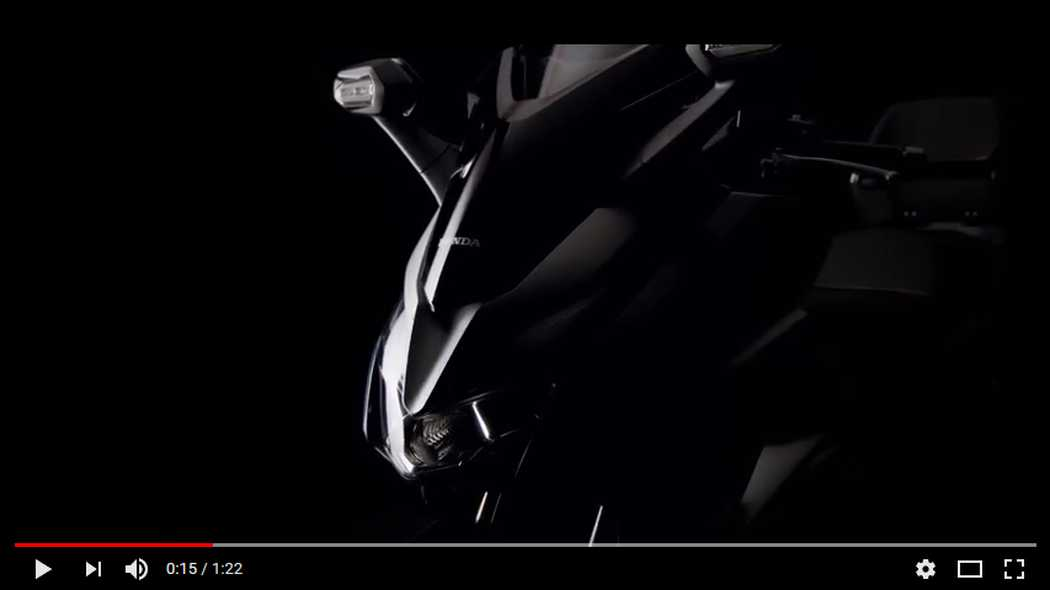 Nuovo Honda Forza 300 2018 - Video