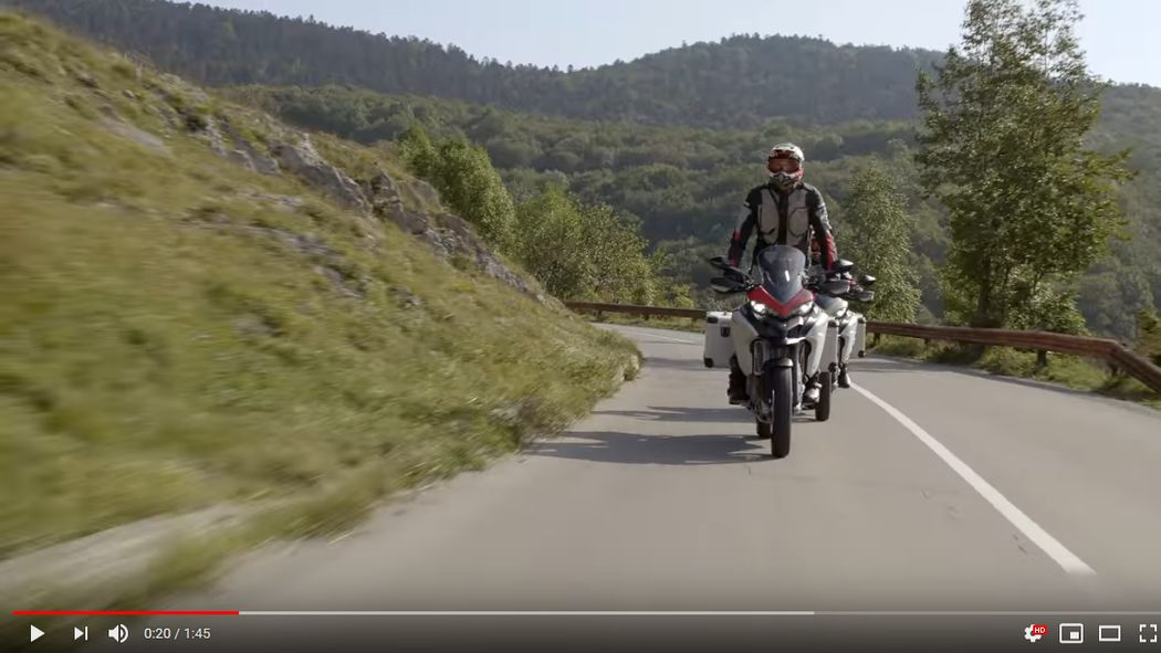 Ducati Multistrada 1260 Enduro - Beyond Boundaries