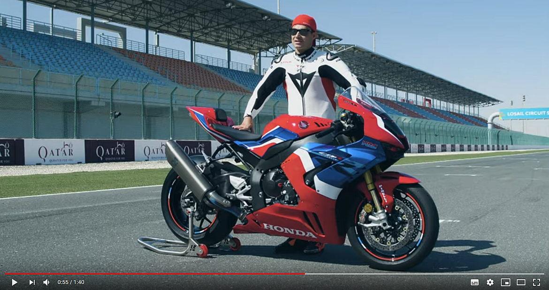 Honda Fireblade Testimonial - Leon Haslam