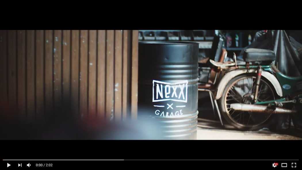 Nexx Helmets X.G200 - Classy Nostalgia