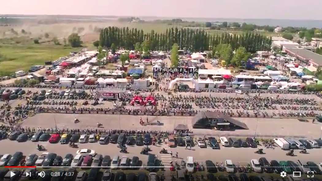 Biker Fest 2018: The Italian Bike Week