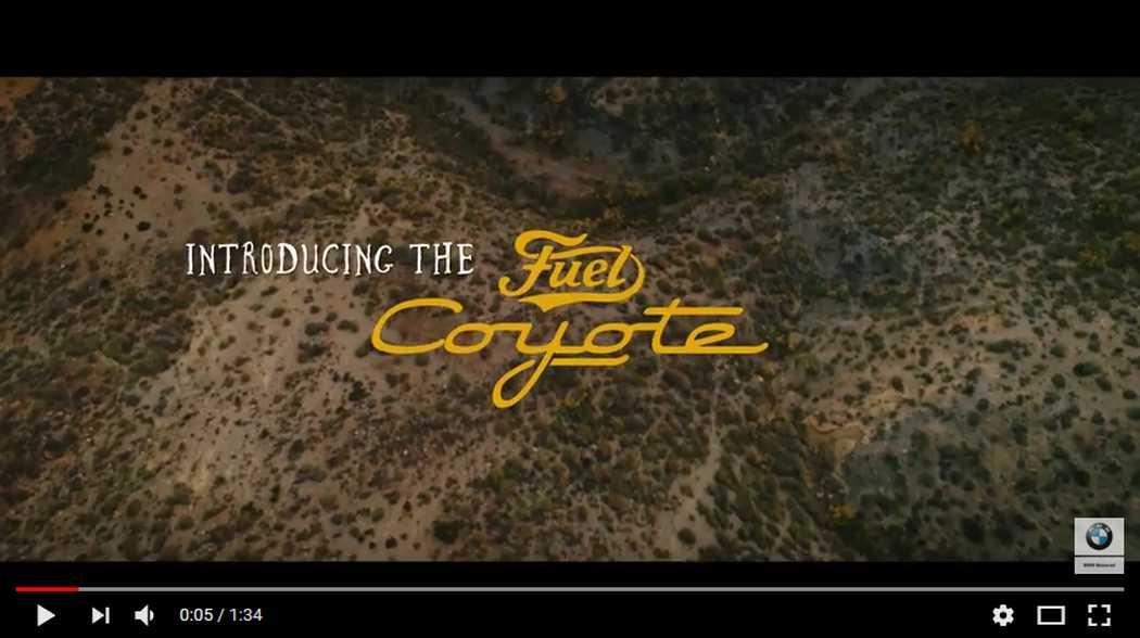BMW Motorrad - Soulfuel: Fuel Coyote