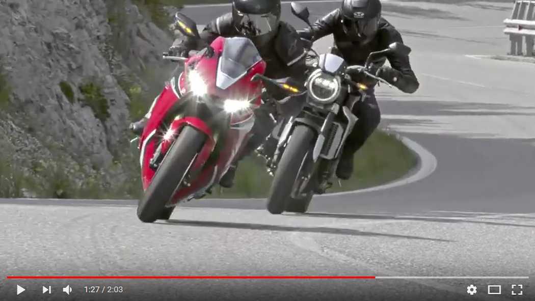 Honda CB1000R. Massima espressione di stile e prestazioni