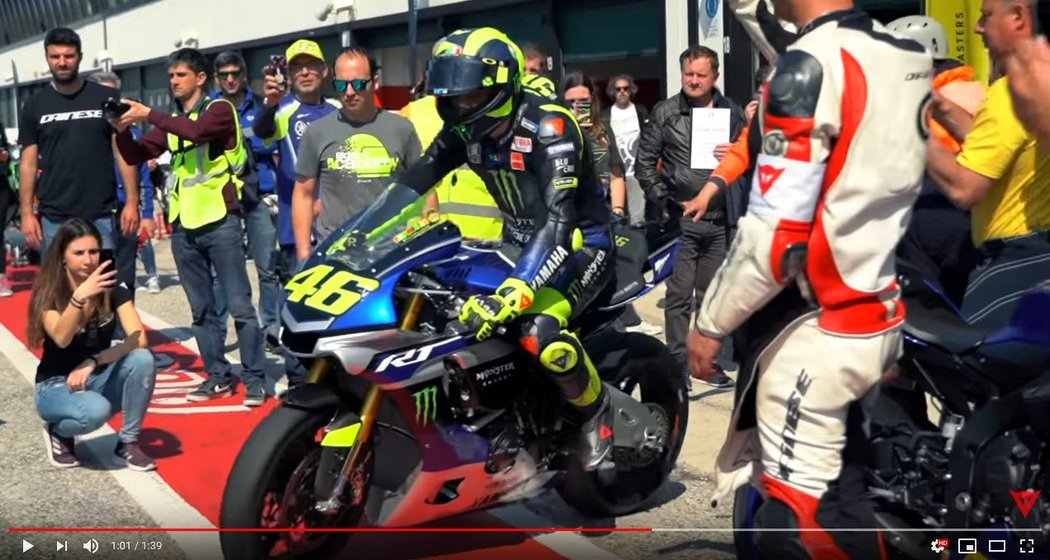 Dainese Riding Masters - Misano 2019