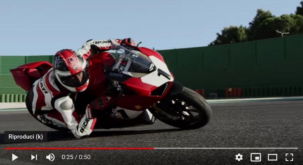 Ducati Panigale V4 25° Anniversario 916: The Milestone