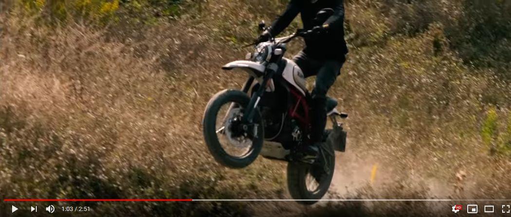 Ducati Scrambler: #JOYVOLUTION Never Stops