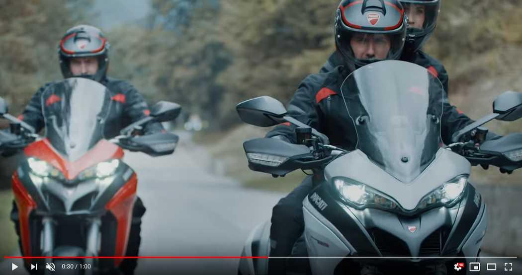Ducati Multistrada 950: Your Extraordinary Journey