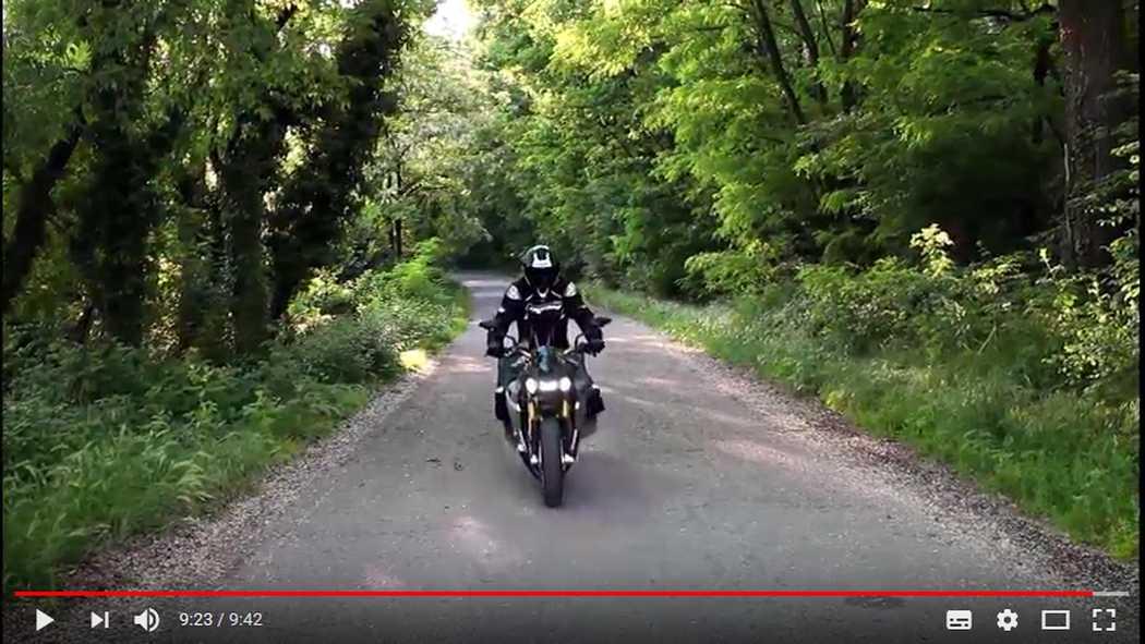 Energica Eva - Moto 100% Elettrica - aMotoMio test