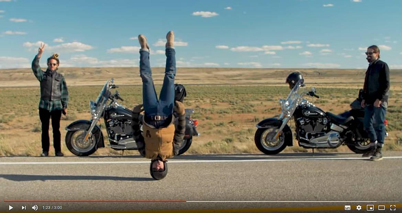 Black Hills Boogie: Harley-Davidson x EagleRider