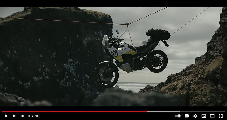Husqvarna Motorcycles: Norden 901 Prototype – Exploring Iceland