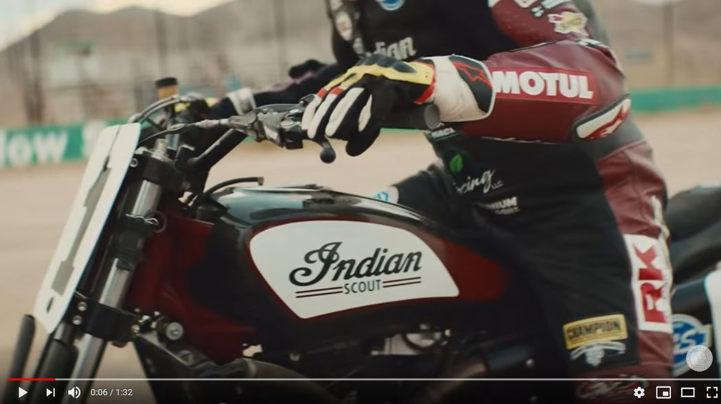Introducing the FTR 1200 - Indian Motorcycle