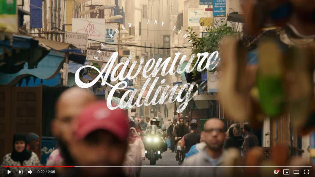 Kawasaki Versys 1000 2019 - Adventure Calling