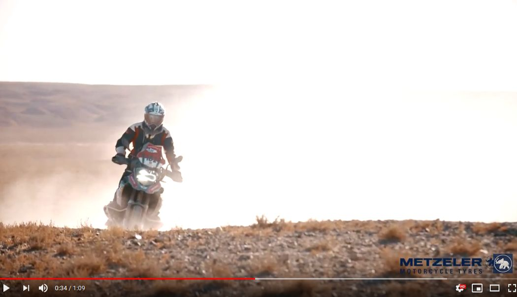Metzeler KAROO 3 – BMW GS Trophy in Mongolia