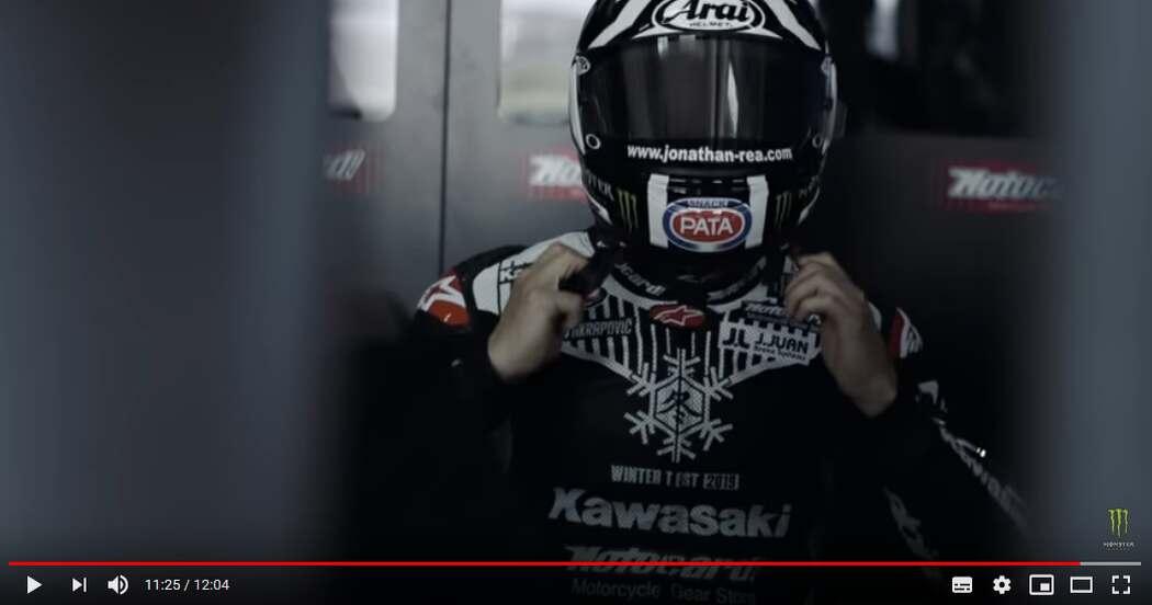 Dietro le quinte con il Team Kawasaki Racing - Episodio 1