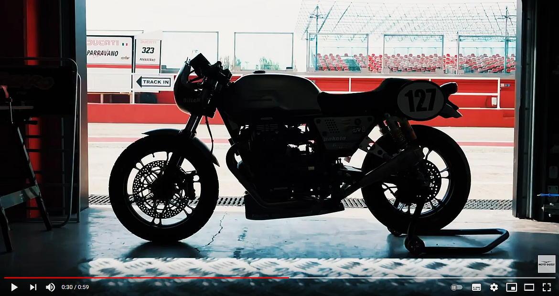 Moto Guzzi: 100 years of Authentic Passion