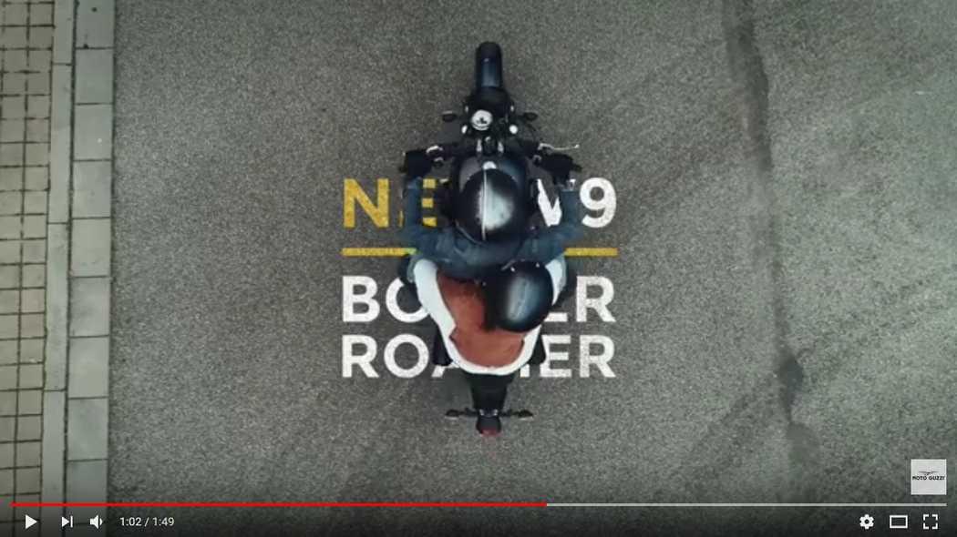 Moto Guzzi V9 2018 - Bobber e Roamer