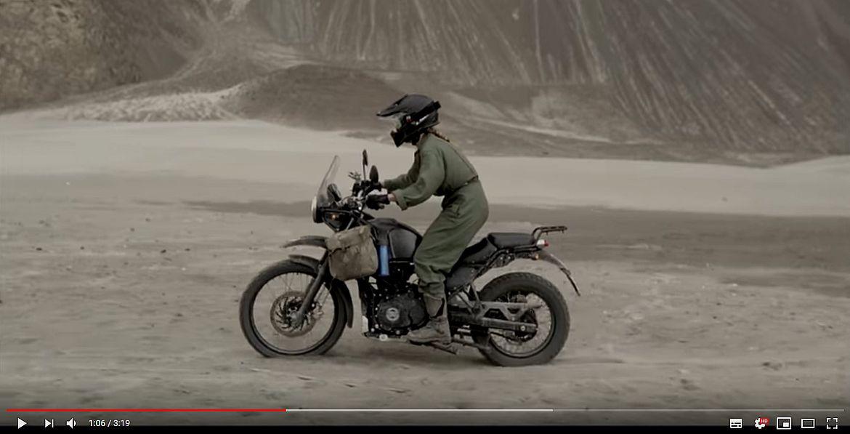 Royal Enfield Moto Himalayan 2019