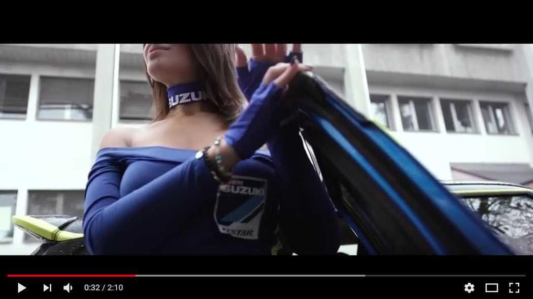 Suzuki: Esci da scuola e ti trovi sulla griglia della MotoGP