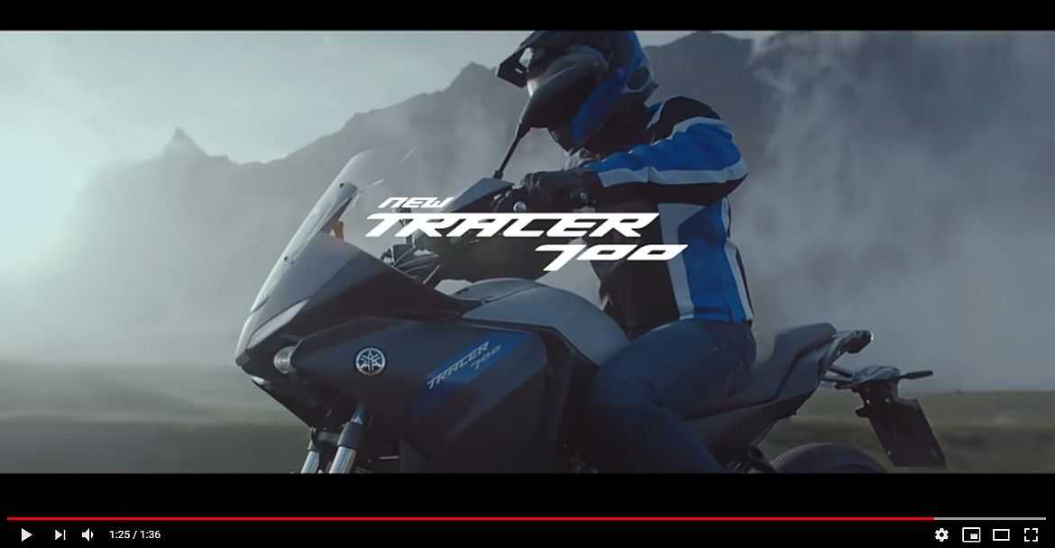 2020 Yamaha Tracer 700. It's your Turn