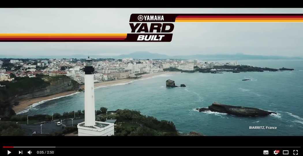 Yamaha Yard Built - XSR900 The ALTER by Dab Motors